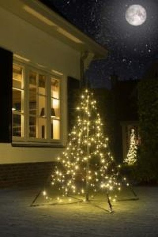 FAIRYBELL All Surface 240led warm wit 1.5m hoog