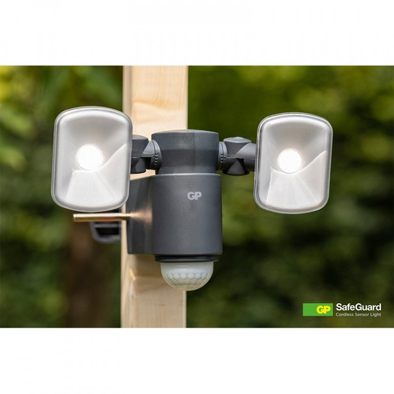 GP LED Breedstraler Safeguard RF4.1 met Bewegingssensor