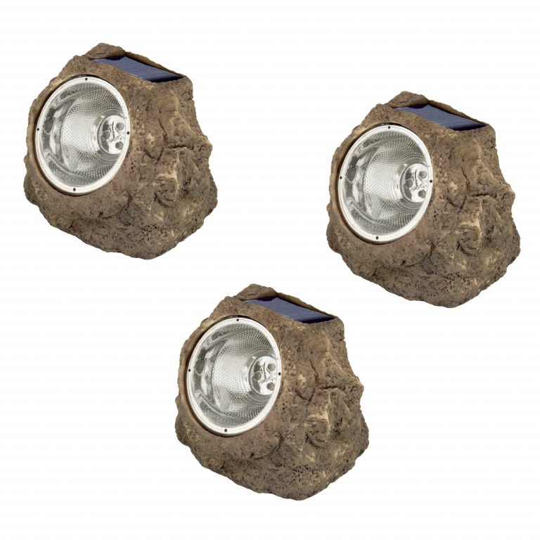 Andes Solar Rocklight softtone LED