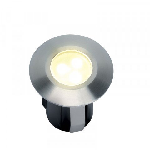 Alpha 12V inbouwspot LED warm wit