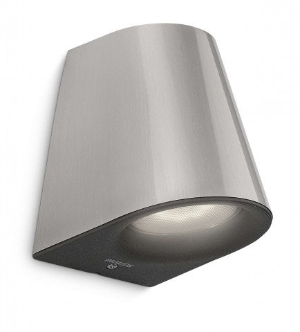 Philips myGarden Virga Wandlamp RVS
